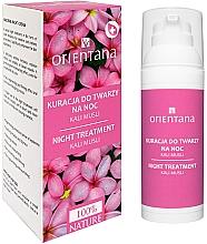 Parfumuri și produse cosmetice Cremă de noapte pentru față - Orientana Kali Musli