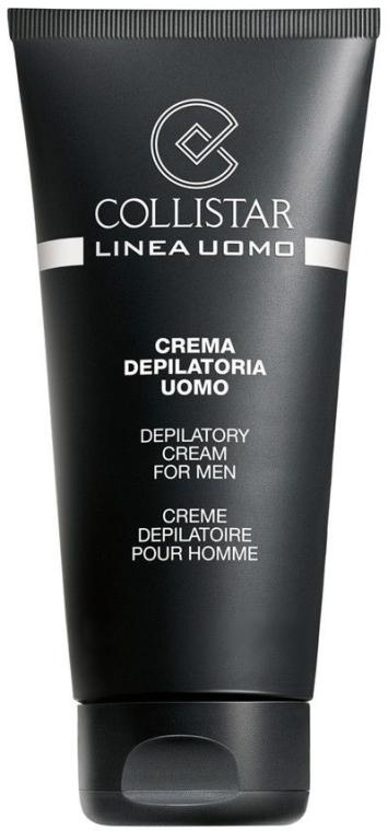 Cremă depilatoare pentru bărbați - Collistar Linea Uomo Depilatory Cream for Men — Imagine N1