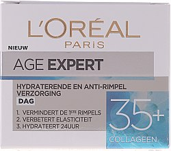 Cremă de față - L'Oreal Paris Age Expert 35+ — Imagine N1