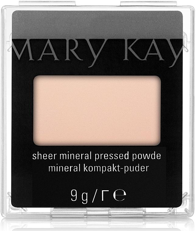 Pudră compactă minerală - Mary Kay Sheer Mineral Pressed Powder — Imagine N1