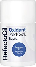 Parfumuri și produse cosmetice Oxidant 3% - RefectoCil Oxidant 3% 10 vol. Liquid
