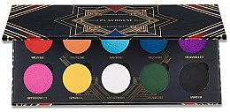 Parfumuri și produse cosmetice Paletă fard de ochi - London Copyright Magnetic Eyeshadow Palette Playhouse