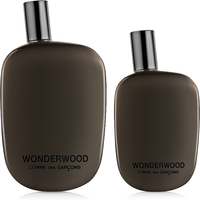 Comme des Garcons Wonderwood - Apă de parfum — Imagine N3