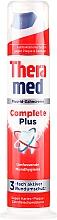 Parfumuri și produse cosmetice Pastă de dinți, cu pompă - Theramed Complete Plus