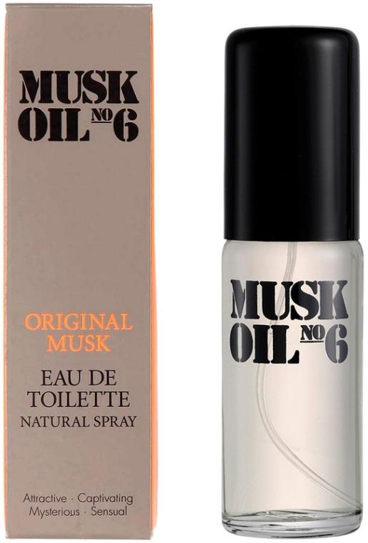 Gosh Muck Oil No6 - Apă de toaletă