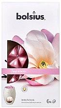 """Parfumuri și produse cosmetice Ceara aromatică """"Magnolia"""" - Bolsius True Scents Magnolia"""