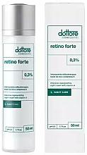 Parfumuri și produse cosmetice Cremă de noapte intens revitalizantă cu 0,3% vitamina A - Dottore Retino Forte
