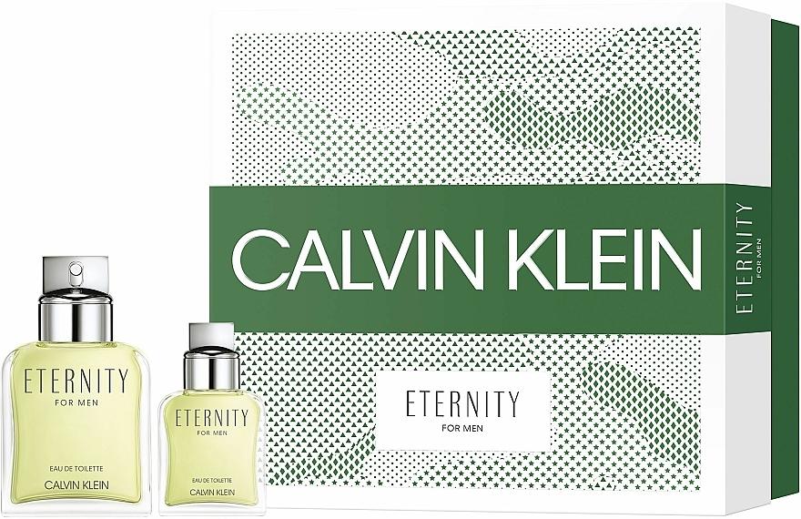 Calvin Klein Eternity For Men - Set (edt/100ml + edt/30ml) — Imagine N1