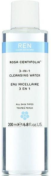 Apă de curățare 3in1 - REN Rosa Centifolia 3-In-1 Cleansing Water — Imagine N1