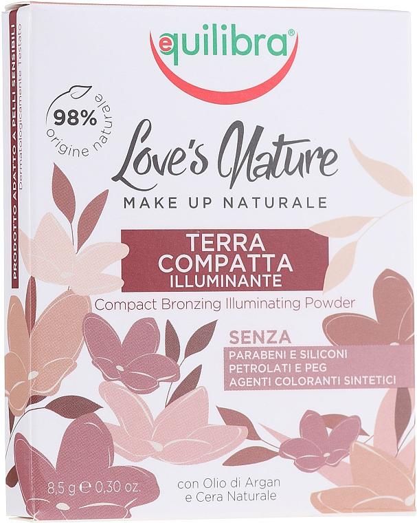 Set - Equilibra Love's Nature (powder/8.5g + brush) — Imagine N2