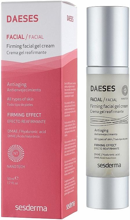 Cremă-gel de față pentru fermitate - SesDerma Laboratories Daeses Face Firming Cream Gel — Imagine N1