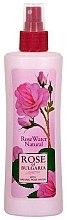 Parfumuri și produse cosmetice Spray de corp - BioFresh Rose of Bulgaria Rose Water Natural