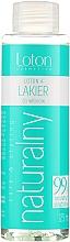 Parfumuri și produse cosmetice Fixativ natural - Loton 4 Hairspray (rezervă)