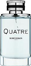Parfumuri și produse cosmetice Boucheron Quatre Boucheron Pour Homme - Apă de toaletă
