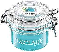 Parfumuri și produse cosmetice Mască ultra-hidratantă cu alge marine pentru față - Declare Algae Marine Gel Mask
