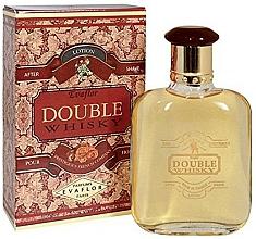Parfumuri și produse cosmetice Evaflor Double Whisky - Loțiune după ras