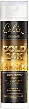 Parfumuri și produse cosmetice Apă micelară de lux - Celia De Luxe Gold 24k