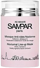 Parfumuri și produse cosmetice Mască antirid de noapte - Sampar Nocturnal Line up Mask