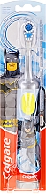 Parfumuri și produse cosmetice Periuță electrică de dinți, pentru copii - Colgate Electric Motion Batman Grey