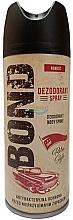 Parfumuri și produse cosmetice Deodorant - Bond Retro Style Deo Spray