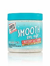 Parfumuri și produse cosmetice Scrub de ulei și sare pentru corp - Dirty Works Smooth On Up Buttery Salt Scrub