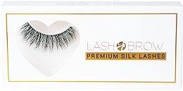 Parfumuri și produse cosmetice Gene false - Lash Brow Premium Silk Lashes Oh La La