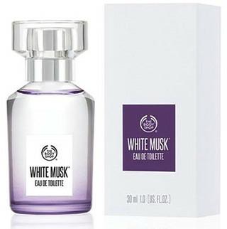 The Body Shop White Musk - Apă de toaletă — Imagine N1