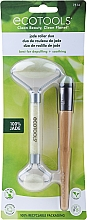 Parfumuri și produse cosmetice Rolă jad pentru masaj facial - EcoTools Jade Roller Duo