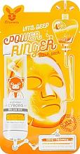 Parfumuri și produse cosmetice Mască nutritivă cu efect instantaneu pentru față - Elizavecca Face Care Vita Deep Power Reinger Mask Pack