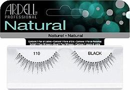 Parfumuri și produse cosmetice Gene false - Ardell Natural Eye Lashes Black 110