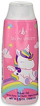 Parfumuri și produse cosmetice Air-Val International Eau My Unicorn - Gel de duș