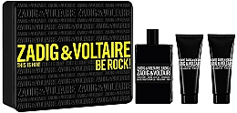 Parfumuri și produse cosmetice Zadig & Voltaire This is Him - Set (edt/100ml + s/g/75ml + s/g/75ml)