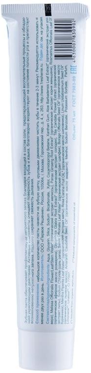 Pastă de dinți din sare - Reţete bunicii Agafia — Imagine N3