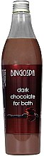 Parfumuri și produse cosmetice Spumă de baie cu ciocolată amară - BingoSpa