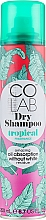 Parfumuri și produse cosmetice Șampon uscat cu miros tropical - Colab Tropical Dry Shampoo