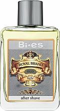 Bi-Es Royal Brand Light - Loțiune după ras — Imagine N2