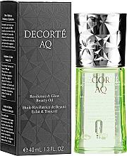 Parfumuri și produse cosmetice Ulei de față - Cosme Decorte AQ Botanical Pure Oil