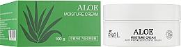 Parfumuri și produse cosmetice Cremă hidratantă cu aloe vera pentru față - Ekel Aloe Moisture Cream