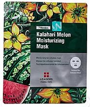 Parfumuri și produse cosmetice Mască pentru față - Leaders 7 Wonders Kalahari Melon Moisturizing Mask