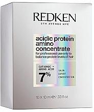 Parfumuri și produse cosmetice Concentrat de proteine pentru păr - Redken Acidic Bonding Concentrate Amino Protein