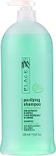 Parfumuri și produse cosmetice Șampon normalizator pentru păr gras - Black Professional Line Sebum-Balancing Shampoo