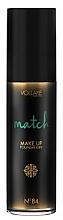Parfumuri și produse cosmetice Fond de ten - Vollare Match Make-up Foundation