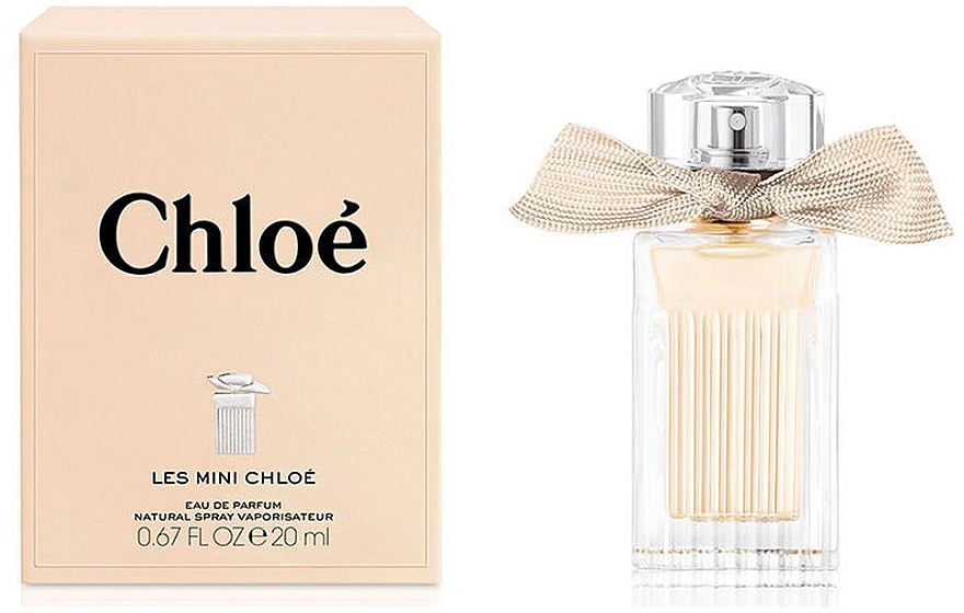 Chloe - Apă de parfum (mini) — Imagine N1
