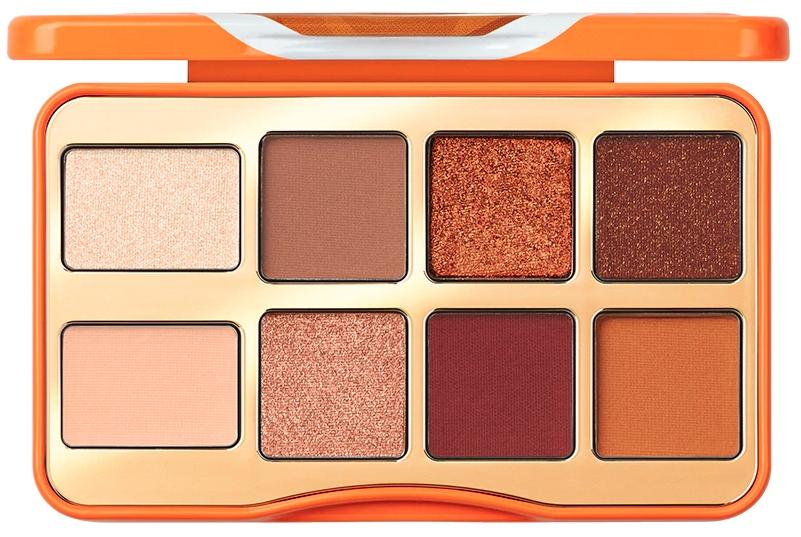 Paletă farduri de ochi - Too Faced Hot Buttered Rum Eye Shadow Palette — Imagine N1