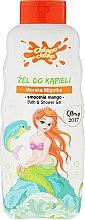 Parfumuri și produse cosmetice Gel de duș pentru copii, cu aromă de mango - Chlapu Chlap Bath & Shower Gel