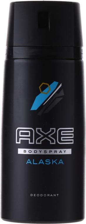 Deospray pentru bărbați - Axe Alaska Deodorant Body Spray — Imagine N1