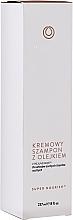 Parfumuri și produse cosmetice Cremă-șampon hidratant cu uleiuri - Monat Super Nourish Oil Cream Shampoo