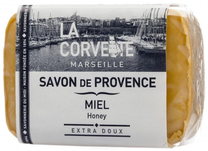 "Săpun provensal ""Miere"" - La Corvette Provence Soap Honey — Imagine N1"