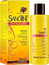 Parfumuri și produse cosmetice Șampon regenerant pentru păr - Sanotint Shampoo