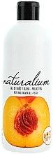 Parfumuri și produse cosmetice Gel-cremă nutritivă pentru duș - Naturalium Bath And Shower Gel Peach